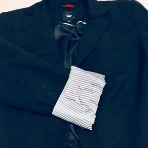 GAP Jackets & Coats - GAP Navy Classic Cuffed Women's Blazer